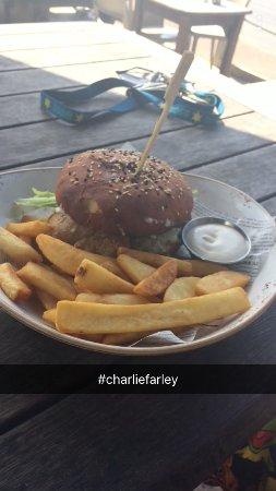 Charley Farley's: Buttermilk Fried Chicken