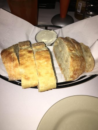 Seekonk, MA: Bread and Butter served at Chardonnays