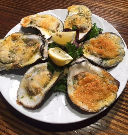 Rock Hill, SC: Charbroiled Oysters