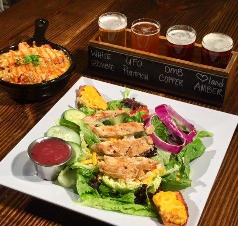 Рок-Хилл, Южная Каролина: Grilled Chicken Salad