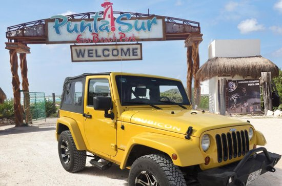 Jeep Tour in Cozumel with Snorkeling...