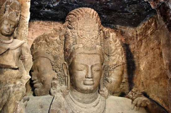 Mumbai Elephanta Caves Private...