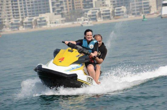 Dubai Jet Ski Tours with Sea Activities - Enjoy Exciting Ride on the...