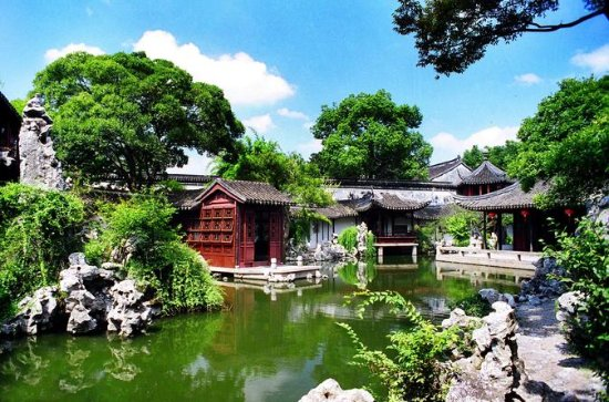 Private Suzhou Ancient Town and ...