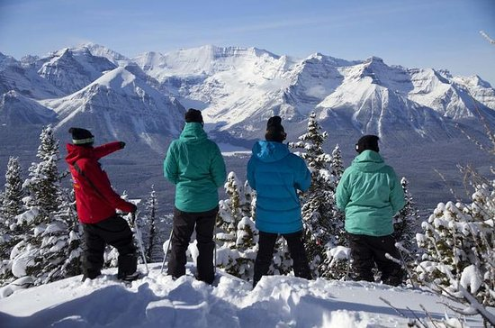 Lake Louise Scenic Snowshoe Tour