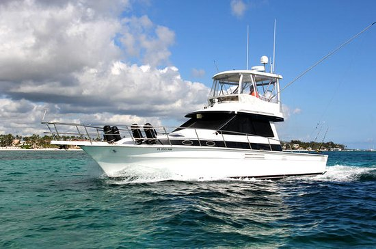 6 hours  Professional Fishing Charter