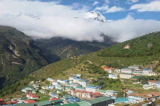 Sherpa homeland trek ( Everest Base...