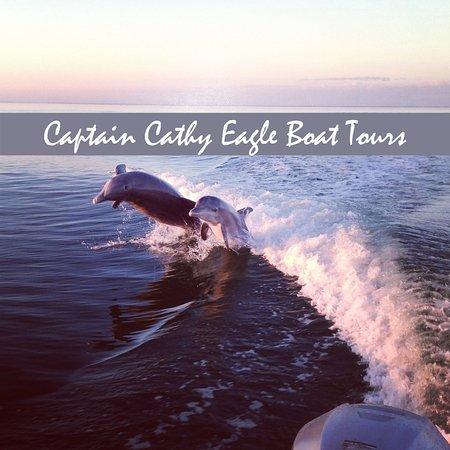 Matlacha, FL: Captain Cathy Eagle Boat Tours