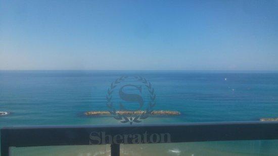 Sheraton Tel Aviv: נוף מדהים מקומה 17