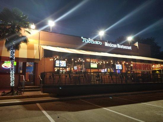 Rio Bravo Mexican Restaurant Seafood Bar Addison