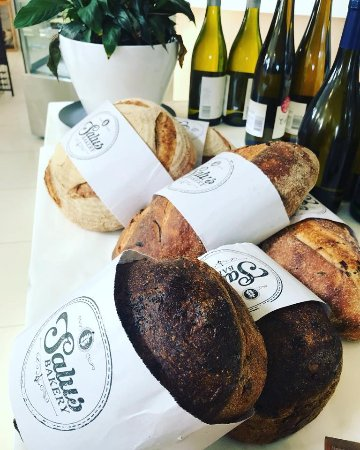 Milawa, Australien: Salus - local bread