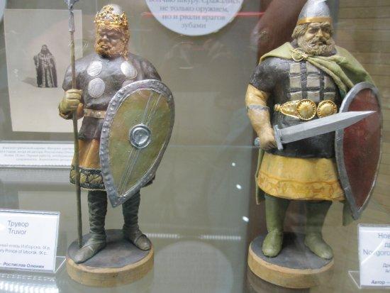 """Музей миниатюр """"Всемирная история в пластилине"""""""