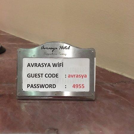 Avrasya Hotel: photo5.jpg