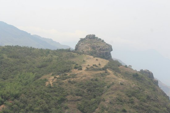 Ramakkalmedu view point