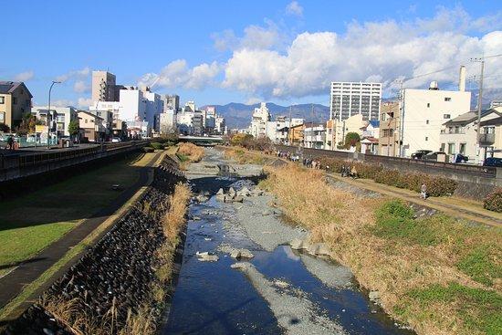 Mizunashi River