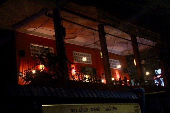 Dragon Guesthouse: The Dragon restaurant