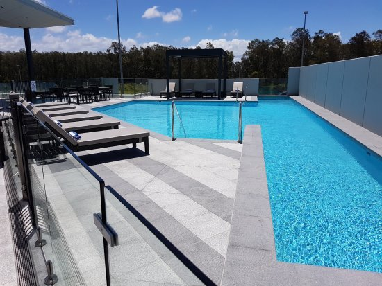 Great Pool Area Picture Of Pullman Brisbane Airport Brisbane