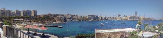 Sliema, Malta: Independence gardens