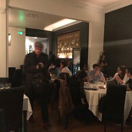 restaurant samjia dans reims avec cuisine tha