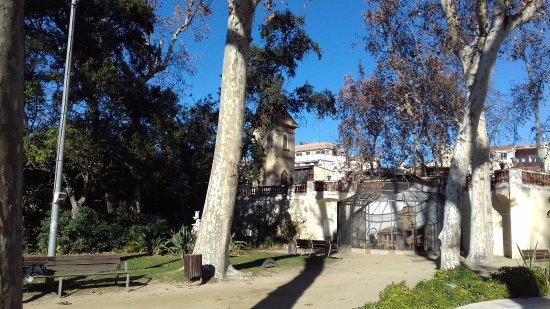 Jardines picture of jardins del palau falguera sant for Jardines del palau