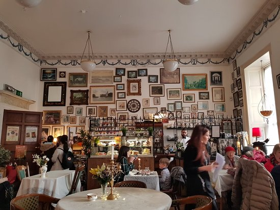 The Parlour Vintage Tea Rooms Waterford