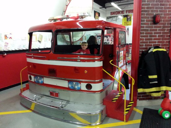 FireZone : driving the cab for the hook & ladder apparatus