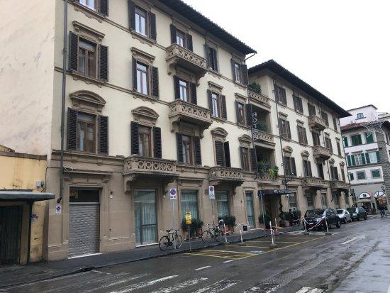 Esterno Dell Hotel Palace Ognissanti Picture Of Hotel Palazzo Ognissanti Florence Tripadvisor