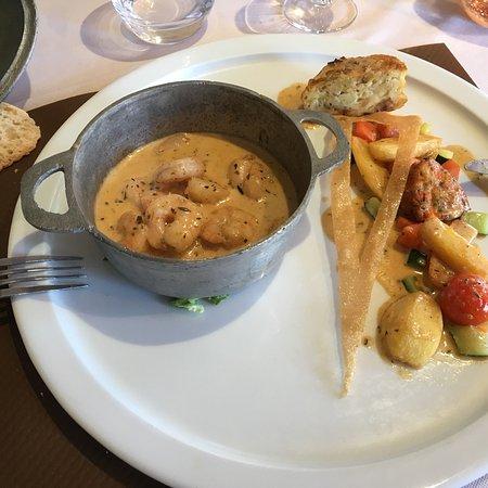 Restaurant le comptoir des saveurs dans sainte reine de bretagne avec cuisine fran aise - Comptoir metallurgique de bretagne ...