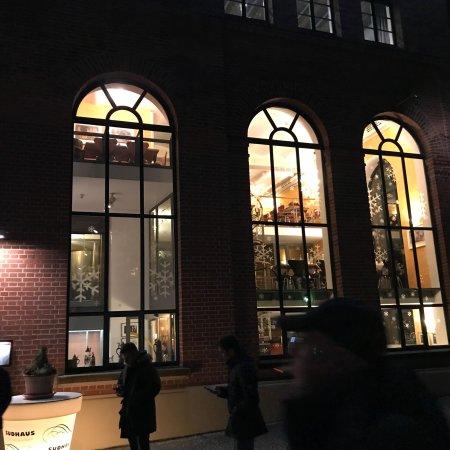 sudhaus an der kunsthalle w rth schw bisch hall restaurant bewertungen telefonnummer fotos. Black Bedroom Furniture Sets. Home Design Ideas