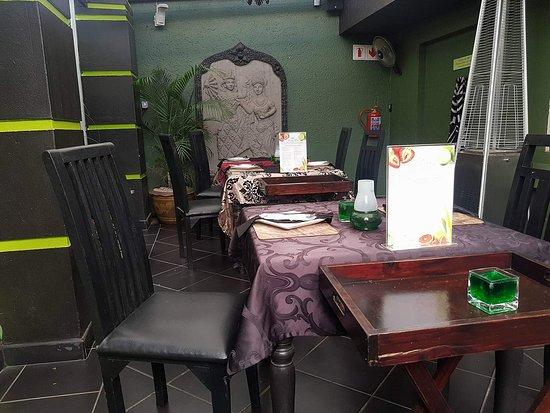 Randburg, Южная Африка: Setting