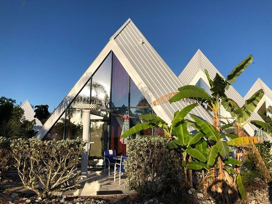 Pyramids in Florida : our pyramid with terrace