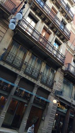 Hotel Rialto : Entrance
