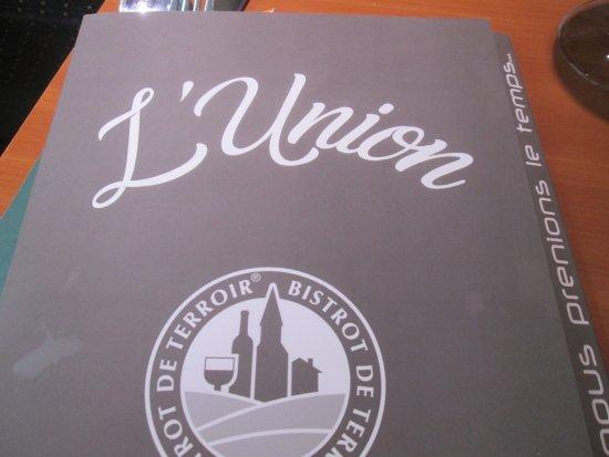 Nivelles, Belgia: La carte...