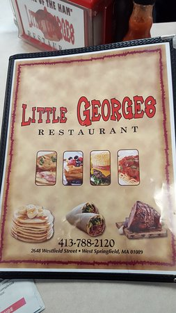 West Springfield, MA: Little George's