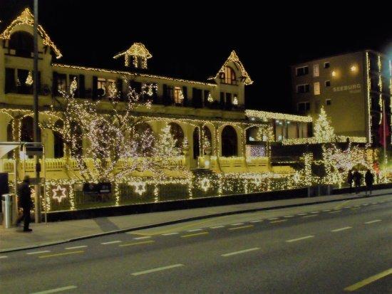 Hotel Seeburg: Hotel