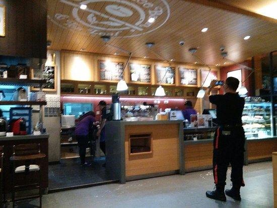 Seria, Brunei Darussalam: I love CBTL