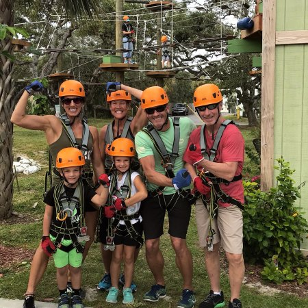 Cocoa Beach Aerial Adventures