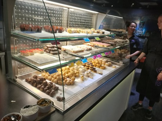 Toetjes Foto Van Wereldrestaurant Breed Leek Tripadvisor