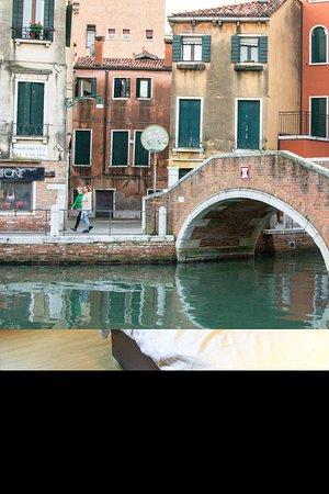Venice Resorts: Vista dalle finestre della camera
