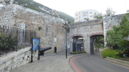South Bastion