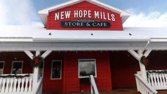 Auburn, NY: store front
