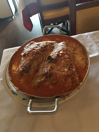 Lasagna C... Que Sabe ! Incrivelmente deliciosa.