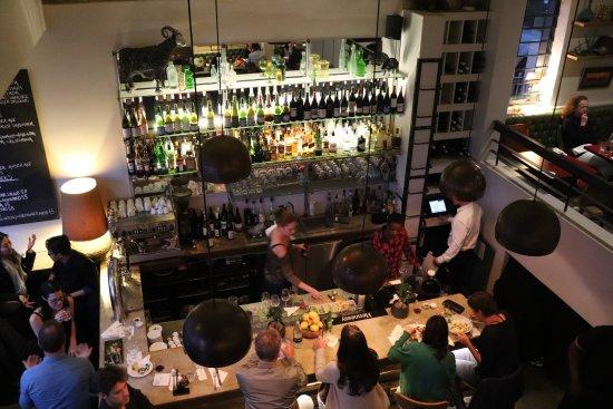 The Black Sheep Restaurant: The Bar
