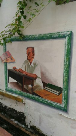 Street Art Melaka