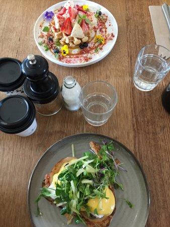 Richmond, Australia: 브런치 메뉴