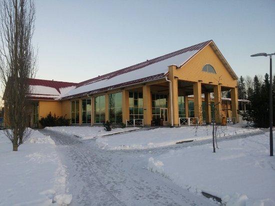lounas valkoinen suihin sisään Tampere