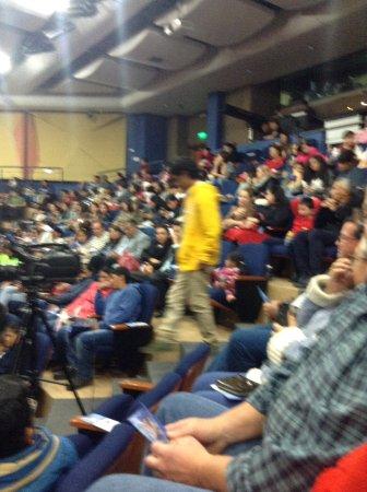 Atuntaqui, Ecuador: All good seats