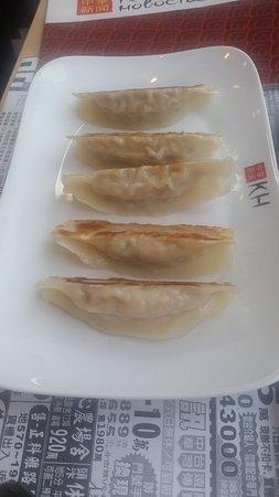 Restaurant Chinese News: жареные пельмени-симпатично и вкусно