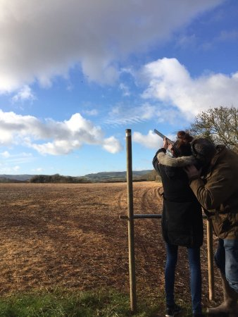 Washford, UK: Great tuition for all levels
