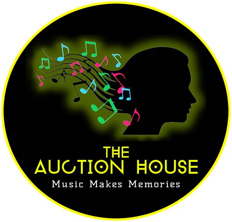 Berwick upon Tweed, UK: The Auction House Logo